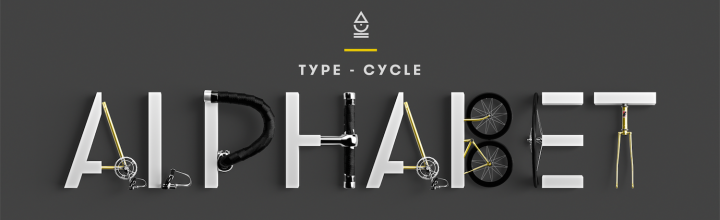 Type – Cycle by Marcel Piekarski