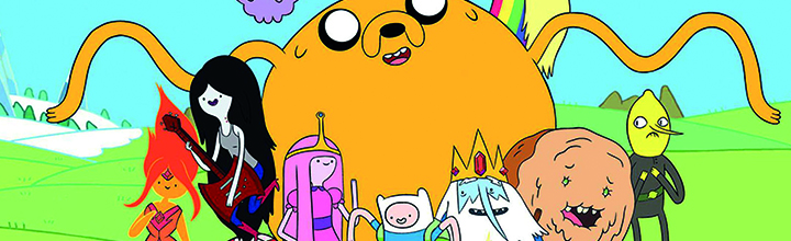 Character Design – Adventure Time