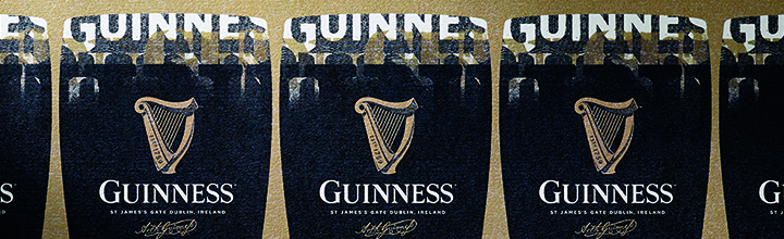 Guinness Gets A Beautiful Update