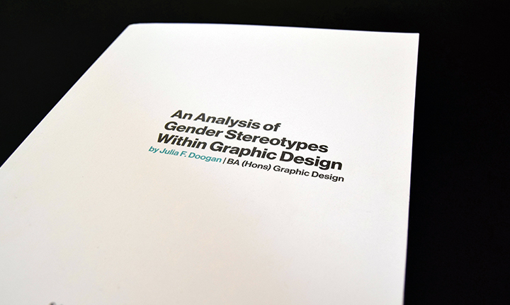 Phd thesis graphic design
